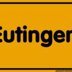 Eutingen im Gäu
