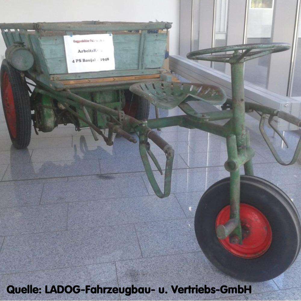 LADOG Dreiradschlepper