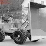 1964_Baustellen-Dumper ALM 800 aus dem Jahr 1964