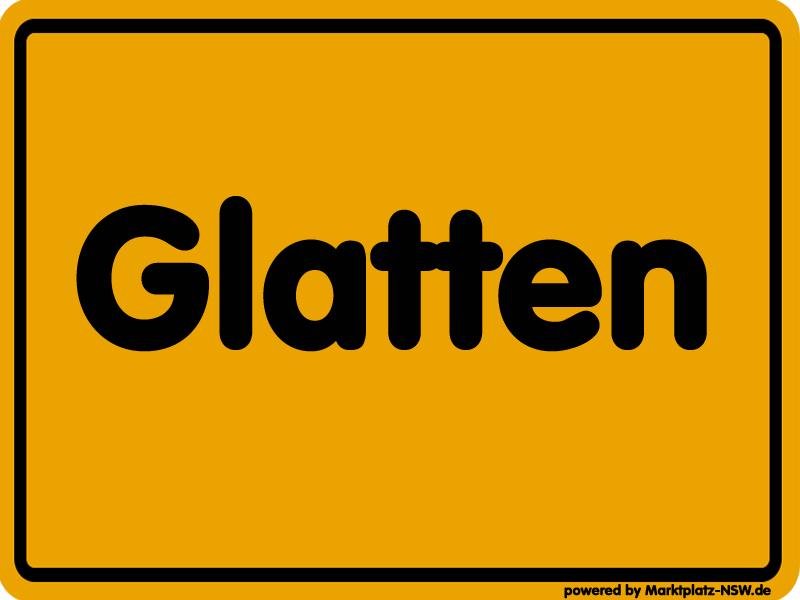 Glatten