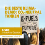 E-Fuel-Kampagne